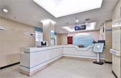 鼻炎专科医院护士站