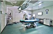 成都市鼻炎医院手术室